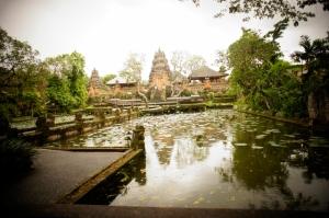 Water Palace, Ubud
