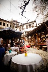 Touristy market, Safranbolu