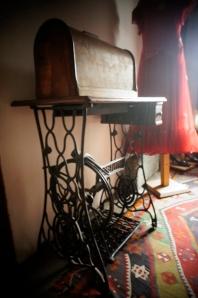 Sewing machine, Safranbolu