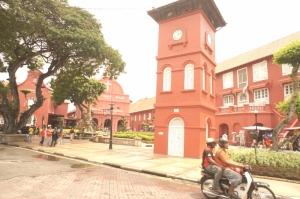 Clock Tower, Melaka