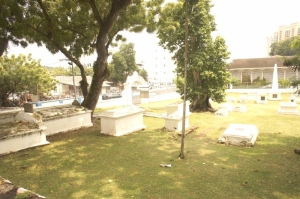 Dutch Cemetery, Melaka