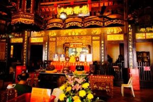 Chinese temple, Melaka
